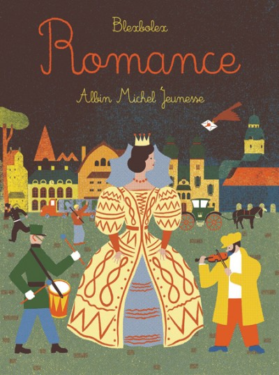 Pepite du livre OVNI 2013 Montreuil- Romance