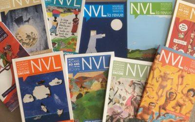 Financement participatif : NVL la revue évolue : un site, un emploi !