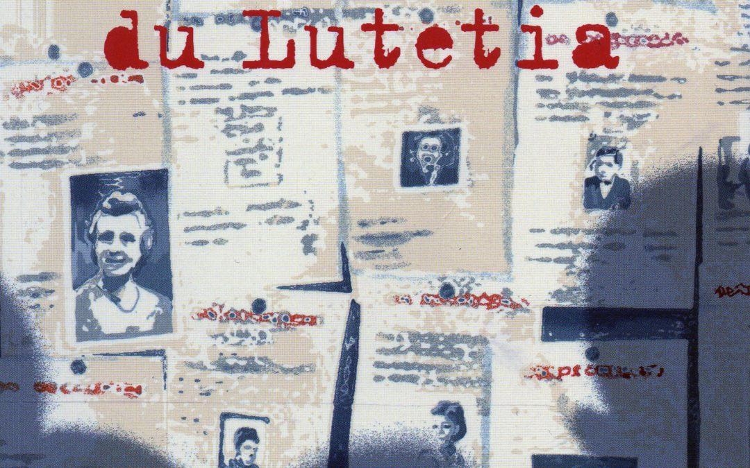 Les enfants du Lutétia